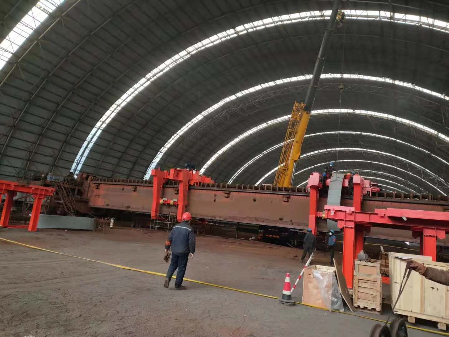 Transformation of Shaanxi Longmen Steel Plant