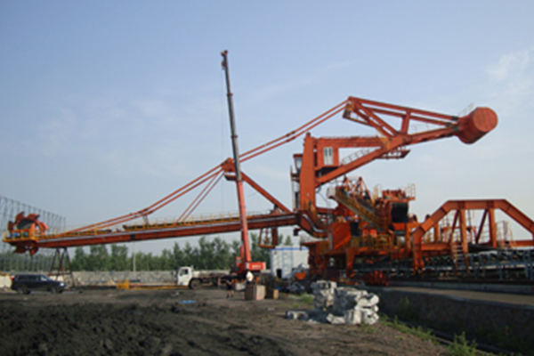 Bucket wheel of Shenyang Kangping power plant
